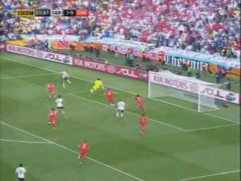 32– Lukas Podolski: Germany v England 2010– 90 World Cup Minutes In 90 Days
