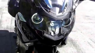 5. Pre-Owned 2012 BMW K 1600 GTL Royal Blue Metallic at Euro Cycles of Tampa Bay