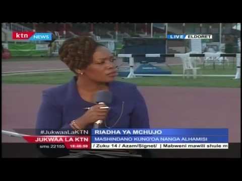 Jukwa ya KTN: Riadha ya Mchujo Kaunti ya Uasin Gishu, 30th June 2016 Sehemu ya Pili