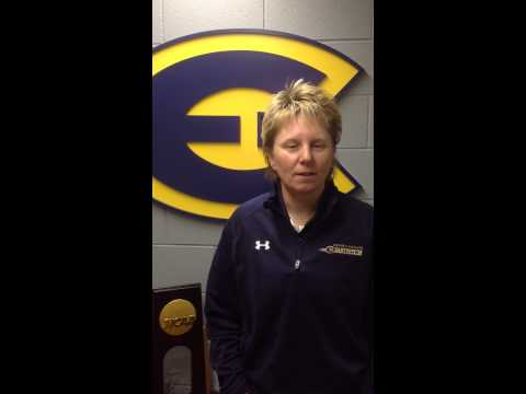 Softball: Coach Huntington Recaps Big 3-1 Conference Weekend