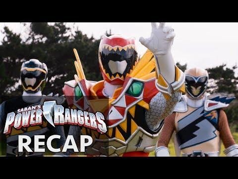 Power Rangers | Dino Super Charge Recap