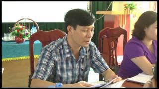 Đoàn giám sát HĐND thành phố làm việc với Trường Tiểu học Trần Phú và THCS Lý Tự Trọng