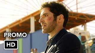 "Lucifer 2x18 ""The Good, the Bad, and the Crispy"" Season 2 Episode 18 Promo #2 (Season Finale) - After Charlotte accidentally charbroils a man to death in self-defense, Lucifer must try and keep Chloe from figuring out the truth. Lucifer puts Maze in charge of finding Charlotte and Amenadiel, who have both gone missing in light of recent circumstances, while he finds a permanent solution for the ticking-time-bomb he calls Mom in the all-new ""The Good, the Bad and the Crispy"" season finale episode of LUCIFER airing Monday, May 29th on FOX."
