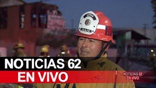 Incendio en una bodega en Cudahy – Noticias 62 - Thumbnail