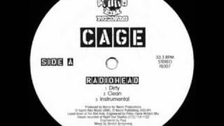Cage - Radiohead (Dirty) - Vinyl 12'' - 1997 [HQ]