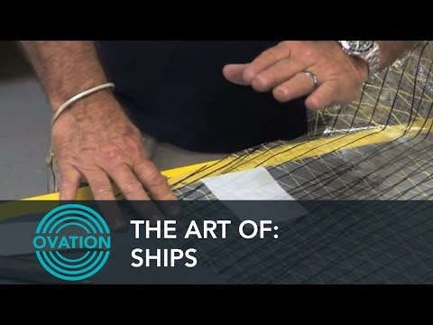 How To Repair a Sail (Exclusive)