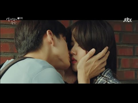 [ENG SUB] MOMENT AT EIGHTEEN EP. 14 (First Kiss Scene)