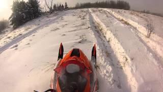3. Arctic cat M8000 Sno-Pro 2014