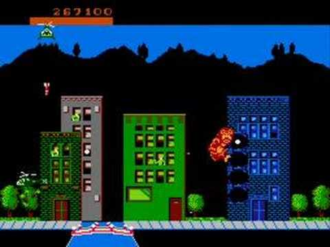 rampage nes rom