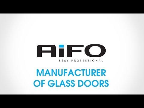Manufactures of glass doors