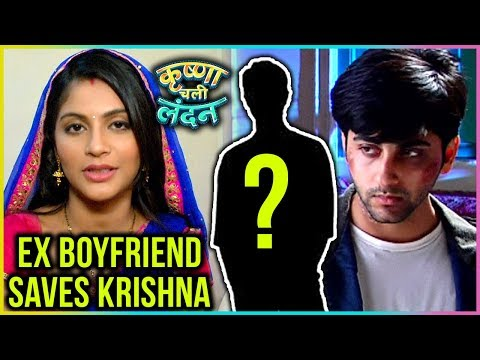 Krishna's EX Boyfriend SAVES Radhe & Krishna From