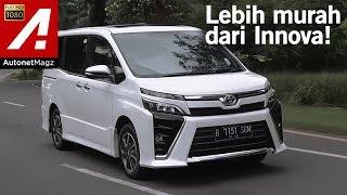 Video Toyota Voxy Review & Test Drive by AutonetMagz MP3, 3GP, MP4, WEBM, AVI, FLV Februari 2018