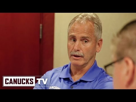 Training - Step behind closed doors with the Canucks coaching staff as they prepare for training camp. Hear head coach Willie Desjardins discuss everything he wants to accomplish at camp and how he plans...