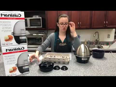 Test It Out Tuesday - Cuisinart Egg Central