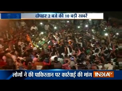10 News in 10 Minutes | 25th November, 2016 - India TV