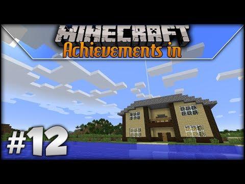 Achievements in Minecraft - Episode 12