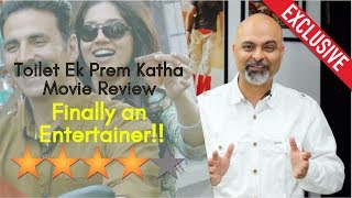 Exclusive | Toilet: Ek Prem Katha | Movie Review | Akshay Kumar |  Bhumi Pednekar | #TutejaTalks