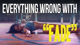 """Everything Wrong With Kanye West - """"Fade"""""""