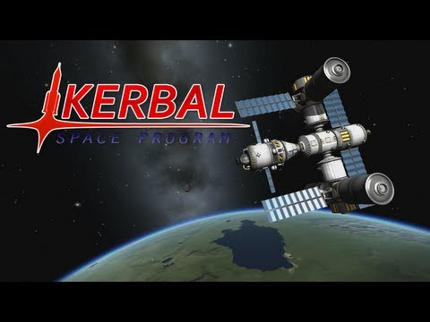 трейлер Kerbal Space Program
