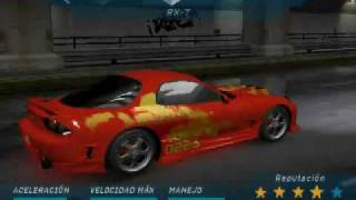 Nonton autos rapido y furioso en need for speed underground 1 cars fast and the furious in nfsu Film Subtitle Indonesia Streaming Movie Download