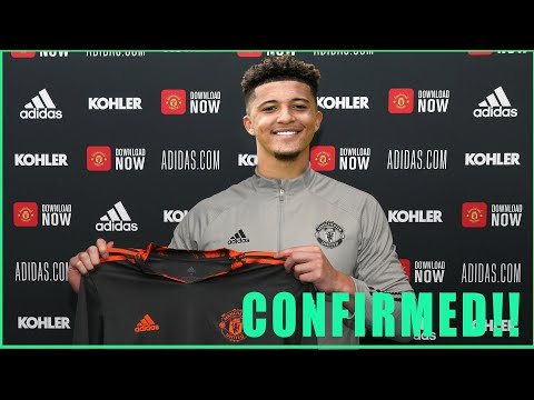 AGAIN! SANCHO TO MANCHESTER UNITED?? LATEST TRANSFER NEWS AND RUMORS