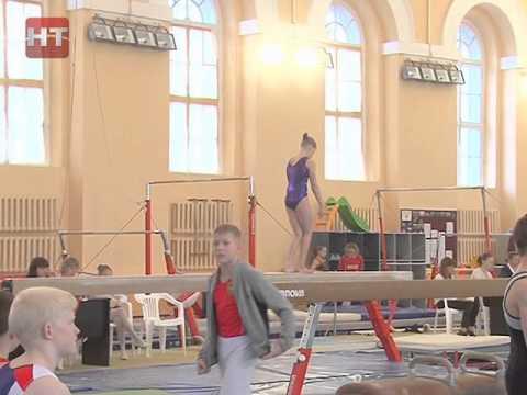 В Великом Новгороде завершилось первенство Северо-Западного федерального округа по спортивной гимнастике среди юниоров