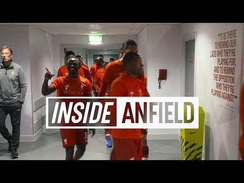 Inside Anfield: Liverpool 4-0 West Ham | Behind-the-scenes Tunnel Cam From The Opening Day Win