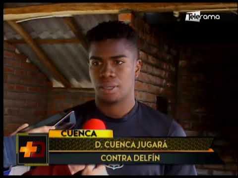Deportivo Cuenca jugará contra Delfín