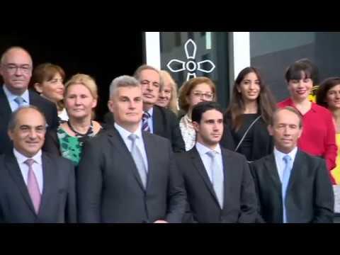 Vaduz : 12e conférence des Présidents de Parlement des Petits États d'Europe