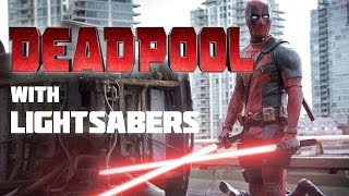 Nonton Deadpool With Lightsabers Film Subtitle Indonesia Streaming Movie Download