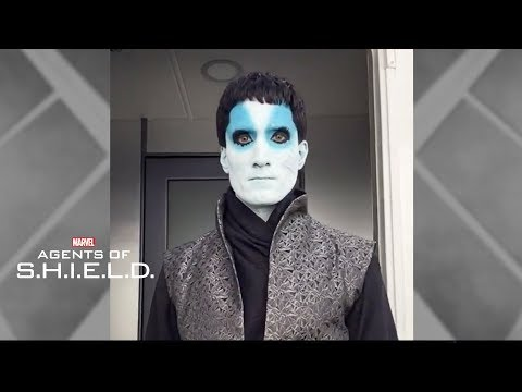 Marvel's Agents of S.H.I.E.L.D. -- Dominic Rains transforms into Kasius