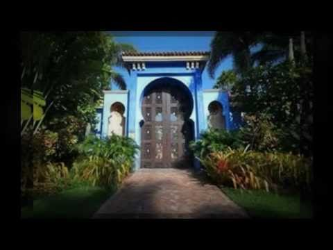 Villa Stella is a Moroccan fantasy on Miami's ritzy Star Isl