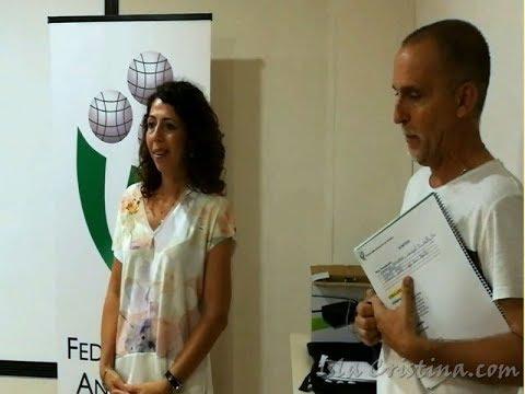 Presentación Liga Andaluza de Clubes y Copa Federación de Petanca