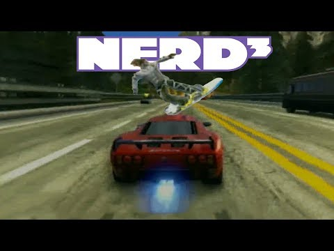 Nerd³ Is Older Now - SSX 3 & Burnout 3 - 23 Mar 2018 (видео)