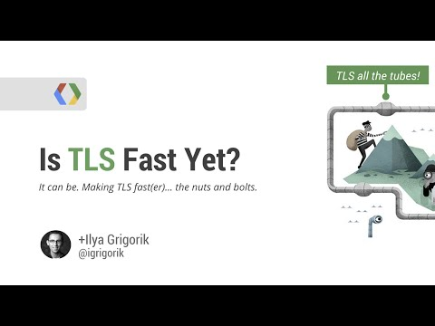 Youtube: Is TLS Fast Yet?