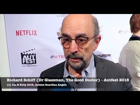 Richard Schiff Heartfelt Interview about The Good Doctor at Autfest 2018