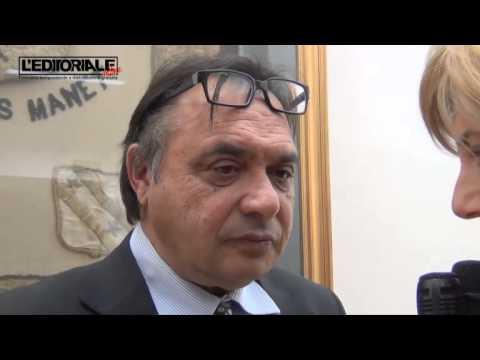 Intervista al Sen. Matteoli e all'assessore Giuliante