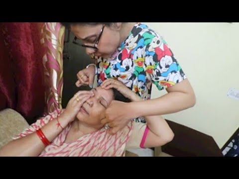 my EYEBROW making skill scared MOTHER IN LAW | Day 5 | Family Vlog Series | Ss Vlogs :-)