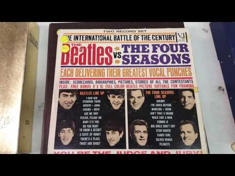Rare Beatles Records - Introducing the Beatles