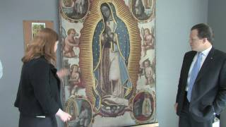 The Virgin of Guadalupe Between Spain and the New World