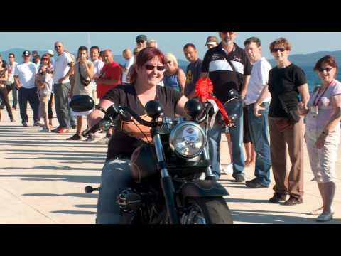 20th European H.O.G. Rally & Croatia Harley Days - Custom Bike Show