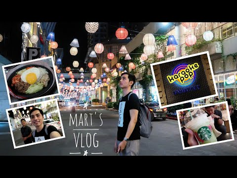 Bibimbob, Karaoke Pop, Lanterns In Manhattan Row, Cubao Ep. 2
