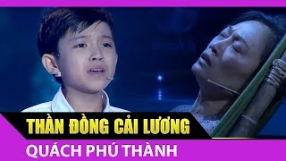 Cai Lay Vietnam  city photo : Quách Phú Thành ca cải lương lấy nước mắt Hoài Linh, Thanh Hằng [Thử Tài Siêu Nhí]