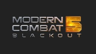 Modern Combat 5 E3 Teaser Trailer