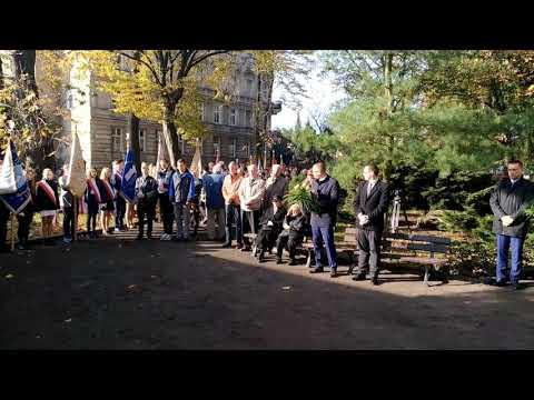 Wideo1: 78. rocznica rozstrzelania leszczyniaków