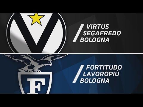 Serie A 2020-21 highlights: <br>Virtus Bologna-Fortitudo Bologna