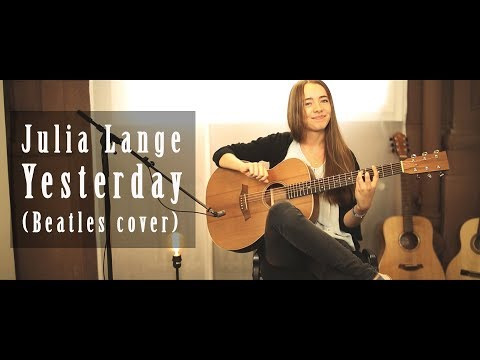 Julia Lange - Yesterday