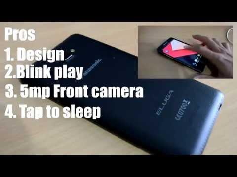 Panasonic Eluga S review Tech Treat