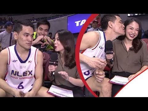 Kevin Alas Sweet Goodbye Kiss to Selina Dagdag