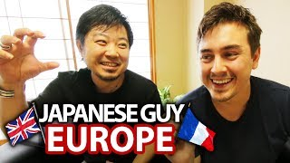 In collaboration with italki, Natsuki's been taking English classes in preparation for his trip to Europe!► GET speaking with a tutor (+$10 italki voucher): https://goo.gl/6JNC4f► CHECK OUT Charlie's channel  Real English with Real Teachers: https://goo.gl/XkbUFL► DOWNLOAD Charlie's free language ebook: http://bit.ly/2iTGfvI► ABROAD IN JAPAN PATREON: https://www.patreon.com/abroadinjapan